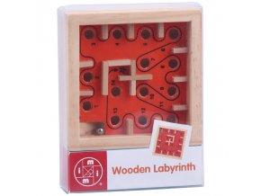 Labyrint dřevěný