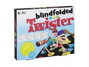 Společenská hra Twister: Naslepo
