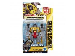 Transformers Cyberverse figurka 3-5 kroků transfor