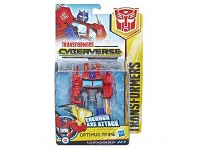 Transformers Cyberverse figurka 5-7 kroků transfor