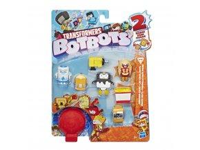 Transformers BotBots 8 figurek
