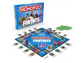 Monopoly Fortnite eng verze