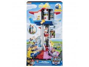 Tlapková patrola hlídkovací věž v životní velikosti