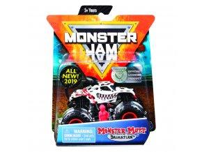 Monster jam sběratelská die-cast auta 1:64