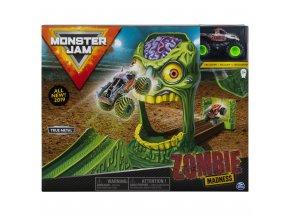Monster jam 1:64 hrací sada