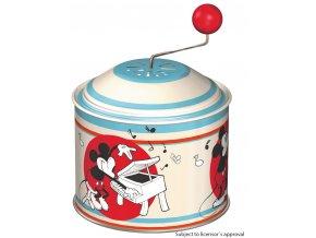 Hrající skříňka Disney Mickey Mouse