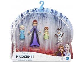 Ledové království 2 Mini Figurky Deluxe