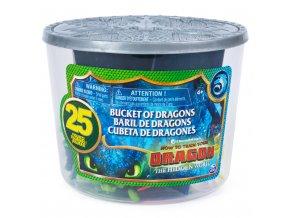 Draci 3 kyblík plný draků
