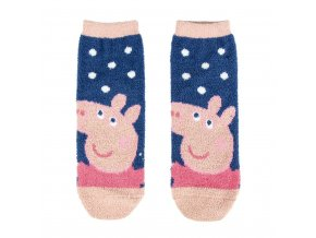 Protiskluzové ponožky Prasátko Peppa