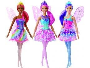 Barbie kouzelná víla skladem