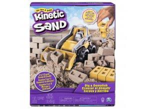 Kinetic sand bagruj a bourej set