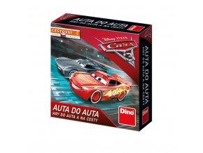 Cars 3: Auta do auta cestovní hra