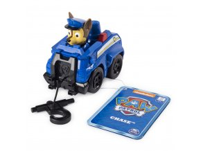 Tlapková patrola malá vozidla s figurkou.