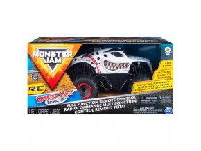 Monster jam RC dalmatin 1:24