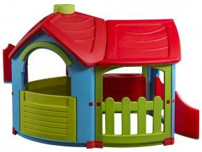 Domeček vila s rozšířením