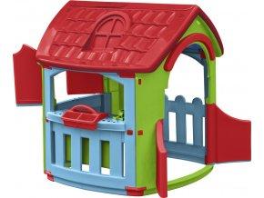 Domeček s dílnou