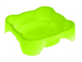 Pískoviště bazének čtverec - zelené