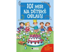 101 her na detske oslavy