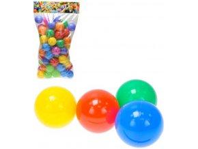 micky 7cm barevne do hraciho koutku do vody set 80ks v sacku