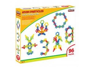 Stavebnice Atomy