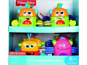 Fisher Price rozverná monstra