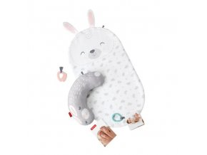 Fisher Price masážní dečka baby bunny
