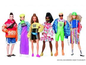 Barbie bmr1959 Barbie v šortkách s ledvinkou módní deluxe
