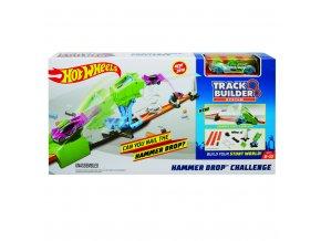 Hot Wheels Track Builder rychlostní zkouška