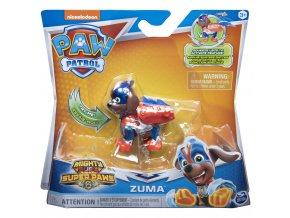 Tlapková patrola základní figurky super hrdinů