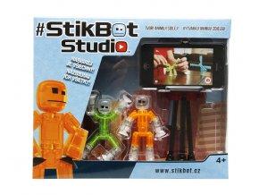 Stikbot, 2 pack se stativem