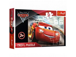 puzzle auta 3 blesk mcqueen 30 dilku 2
