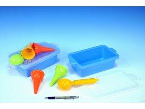 Zmrzlinový box plast 5ks v síťce