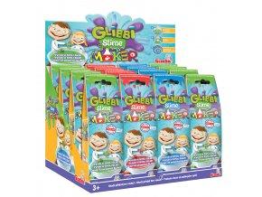 Glibbi Slime Maker sliz, 3 druhy, DP16