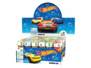 Bublifuk Hot Wheels 60 ml (1ks)