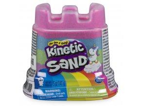 Kinetic sand duhové barvy