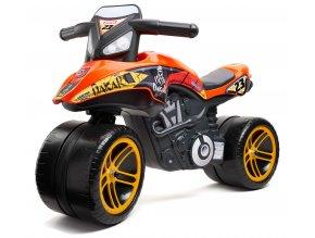 Odrážedlo Dakar Moto Racing