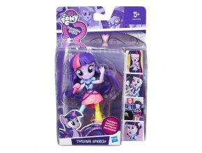 My Little Pony Equestria girls mini pohyblivé panenky - Twilight Sparkle