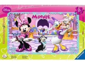 Minnie Mouse 15d rámové skladem