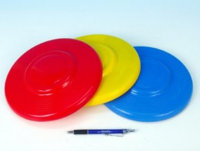 Létající talíř plast průměr 23cm
