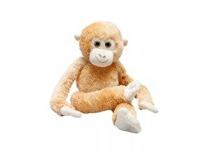 Plyšová Opička hnědá 80 cm skladem