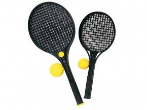 Soft tenis černý 47 cm skladem