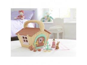 My Fairy Garden - Piknikový košíček skladem