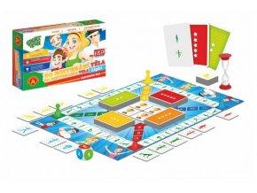 Do roztrhání těla Sport&Fun společenská hra v krabici 29x19x5cm