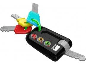 Klíče od auta Kooky skladem