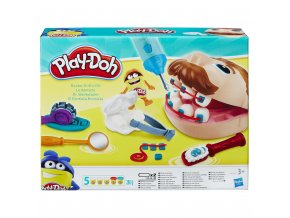 Play-Doh Zubař Drill'n Fill SKLADEM