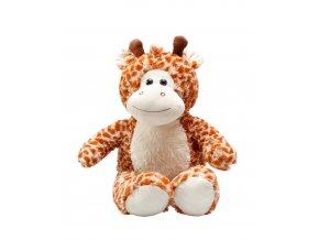 Plyšová žirafa 80 cm skladem