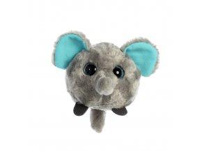Yoo Hoo slon zakulacený 9 cm skladem