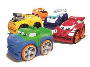 Mega Bloks závodní auta skladem