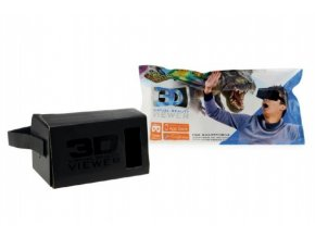 Prohlížečka 3D pro Smartphony papírová 13cm v sáčku