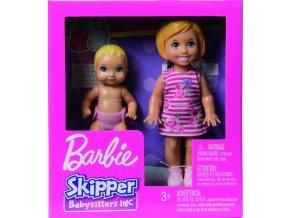 Barbie malí sourozenci skladem